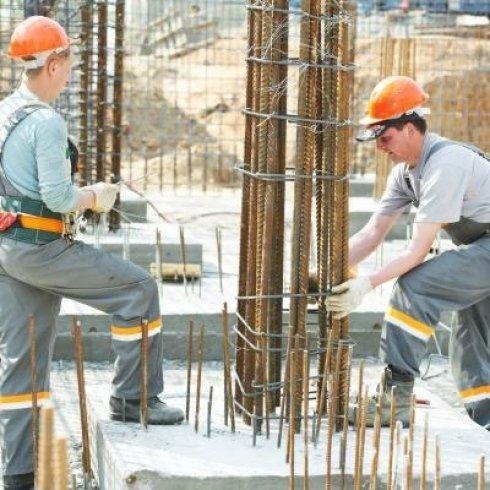 calcestruzzo per fondamenta di manufatti edili