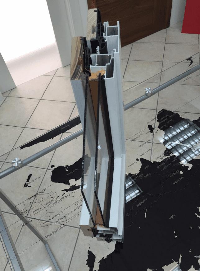 Infissi alluminio-legno De Noni Serramenti