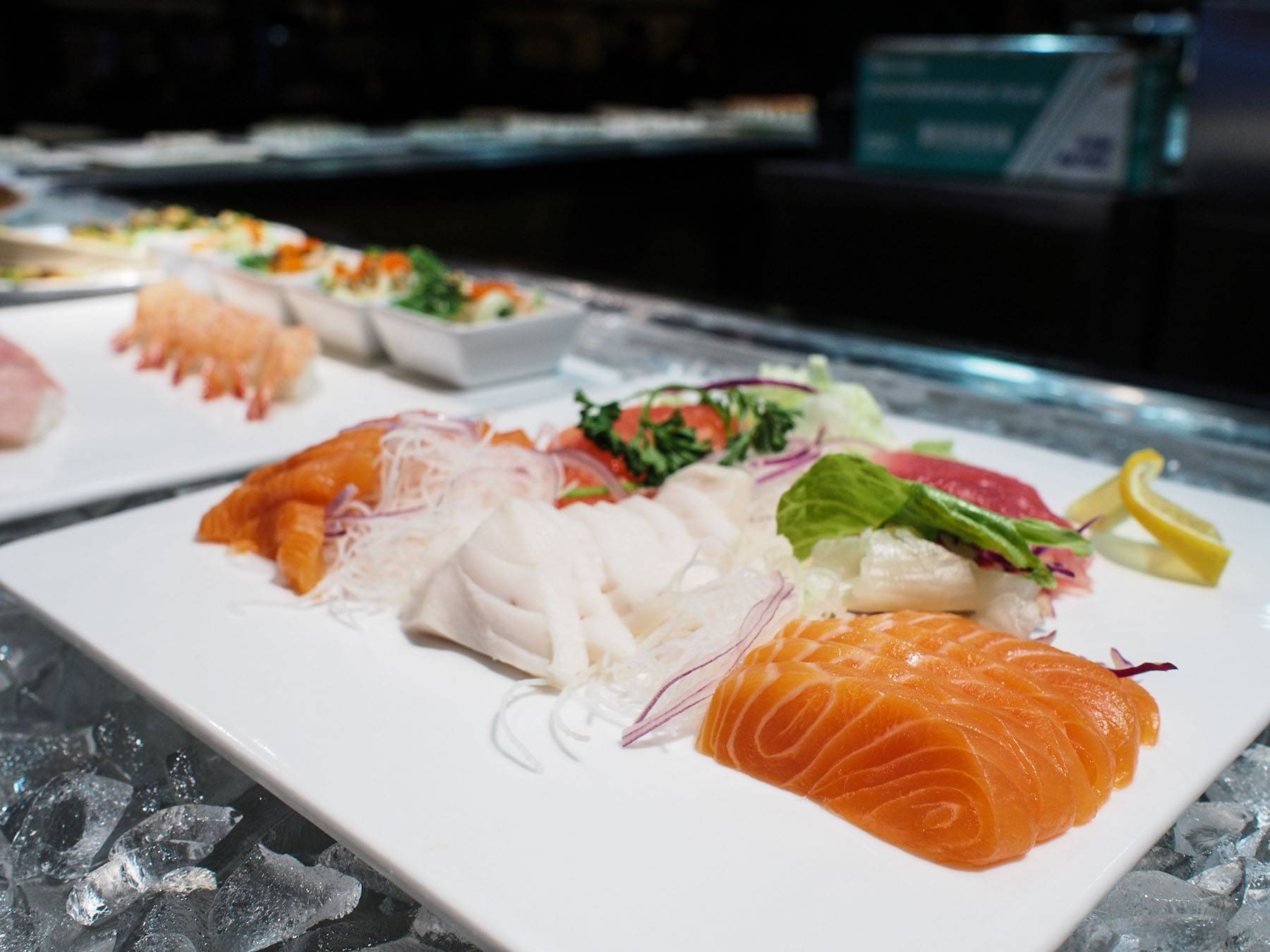 sushi restaurant Stamford, CT