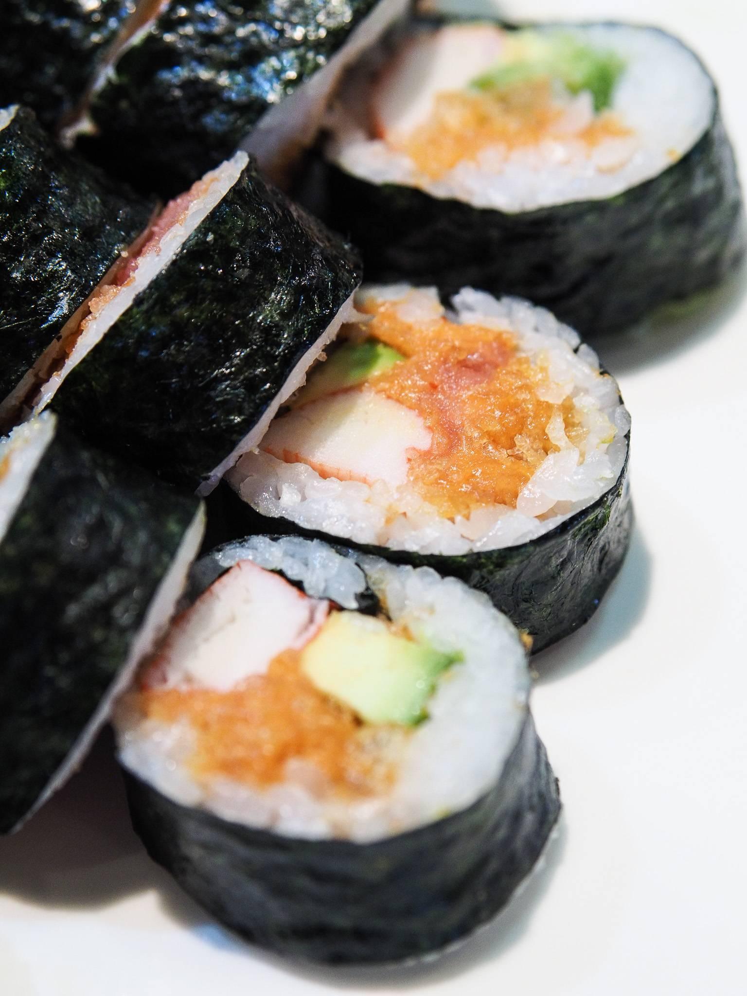 Sushi Rolls Greenwich, CT
