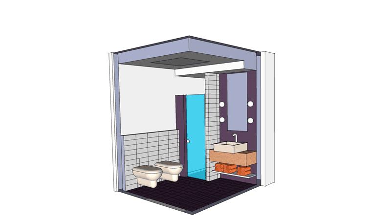 progetto arredamento interni 12