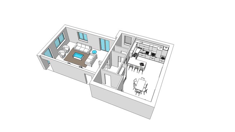 progetto arredamento interni 07