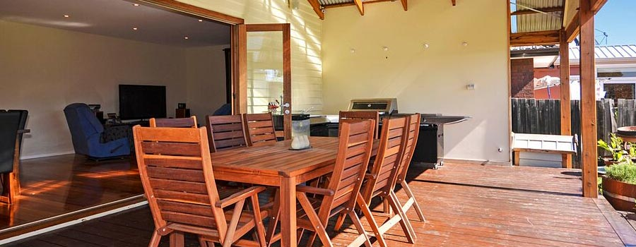 mgs constructions pty ltd table at home extension