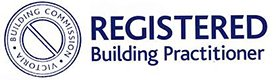 mgs constructions pty ltd registered building practitioner logo