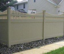 vinyl fence Marlton, NJ
