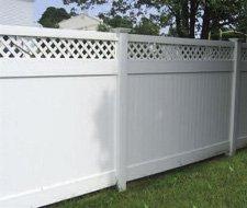 Vinyl Fence Burlington, NJ
