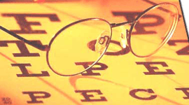 Miopia; retinopatia