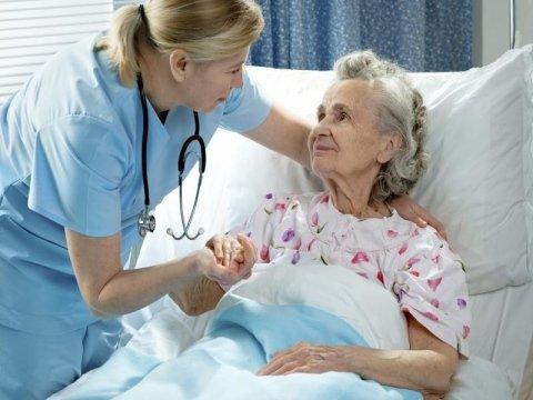 Assistenza ospedaliera anziani