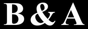 logo B & A