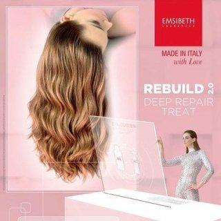 trattamento ricostruzione capelli