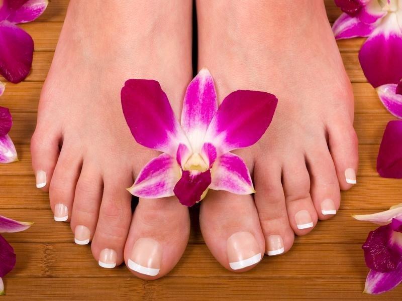 servizo trattamento cura piedi