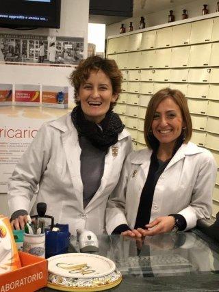 dottoresse Francesca Ginevra e Paola Argento