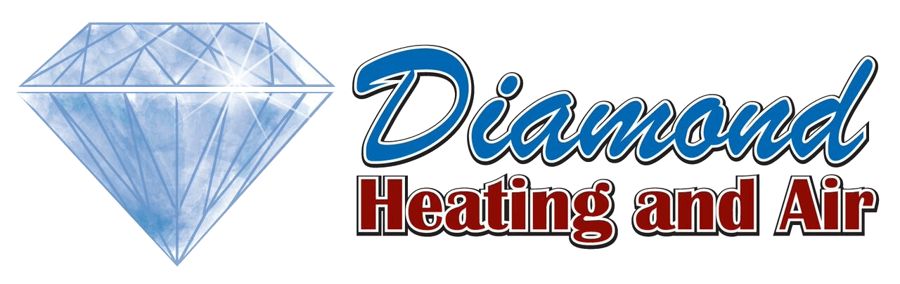 Diamond Heating and Air Conditioning Company Roseville Logo