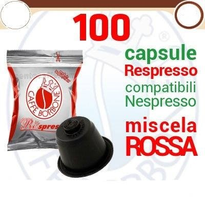 Capsule Respresso Caffè Borbone