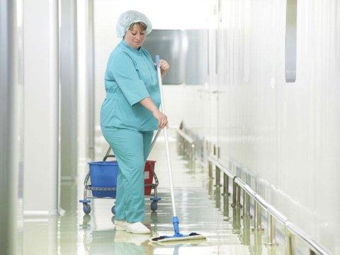 pulizia ospedali e cliniche private