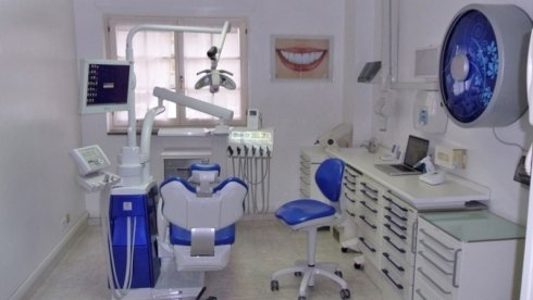 ambulatori di odontoiatria, dentista