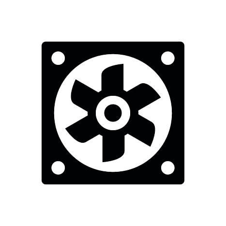 air conditioning unit icon