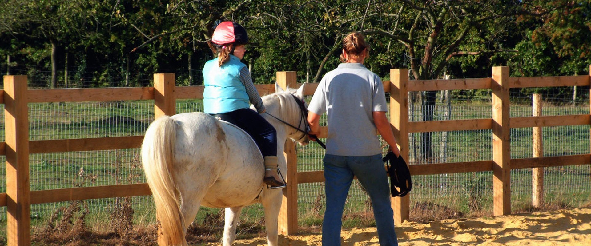 horse riding trainers