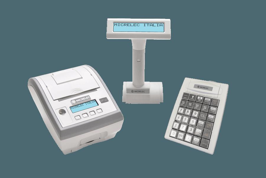 componenti registratore di cassa