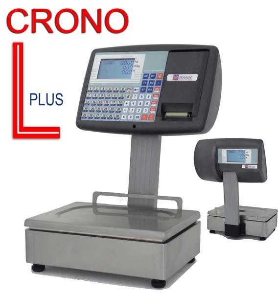 Bilancia modello CRONO L plus