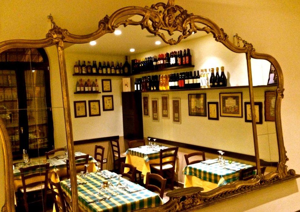 ristorante Taverna Postiglione Bologna Centro