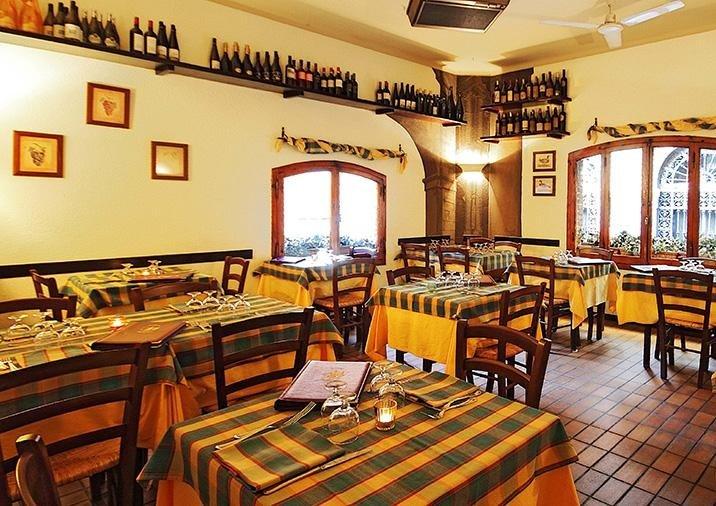 Ristorante taverna del Postiglione
