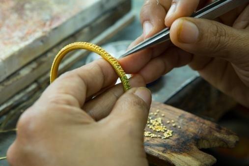 riparazioni di gioielleria