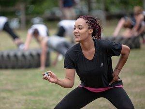 warm-up exercise