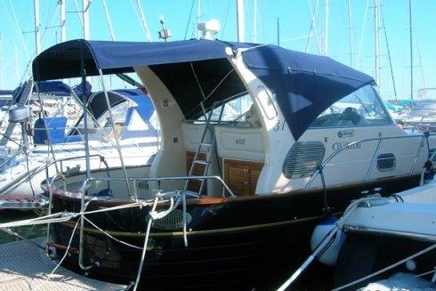 tettuccio barca