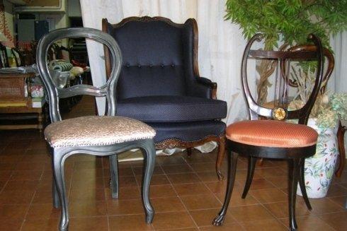 imbottitura sedie