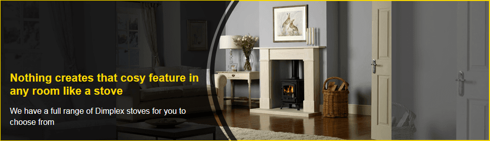 Gas Fires - Belfast, Northern Ireland - Abbey Fires - Stove
