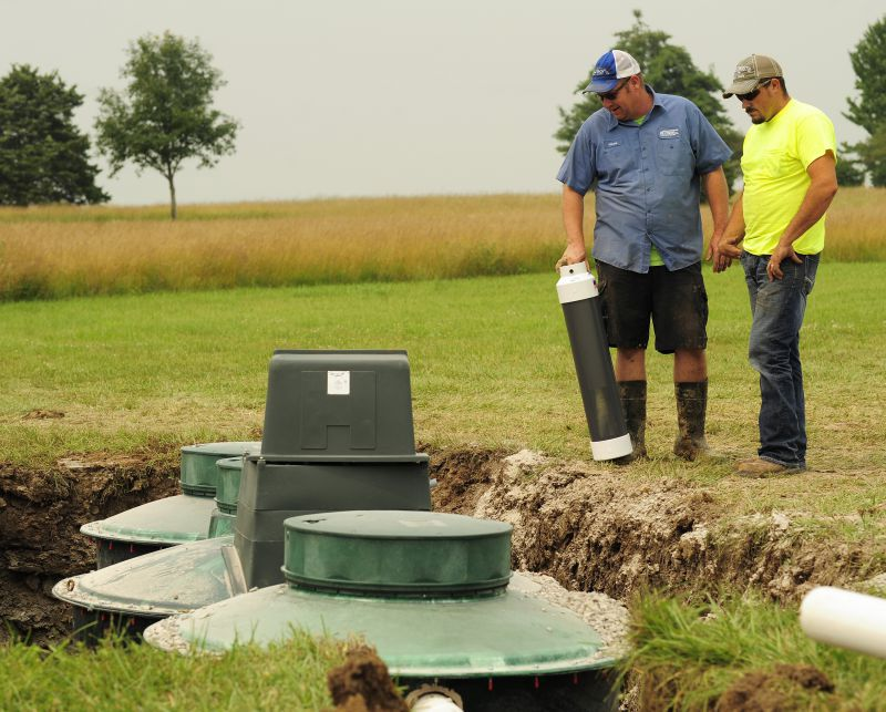 Septic services near Columbia, MO