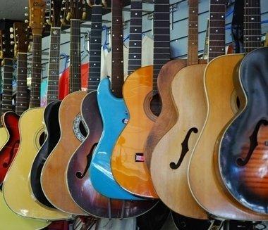 lezioni di chitarra acustica