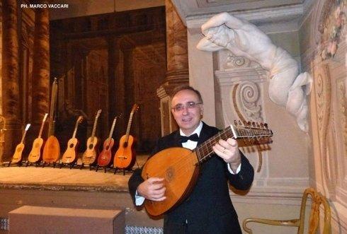 Lezione di chitarra classica