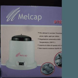 sterilizzatore per attrezzi in acciaio