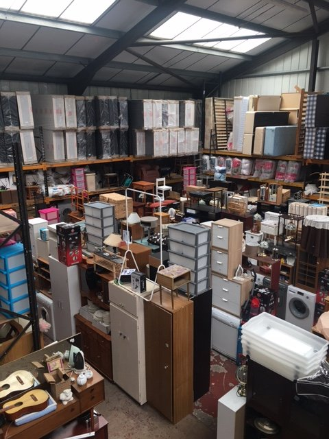 Second Hand Furniture Stores. Good Used Second Hand Commercial