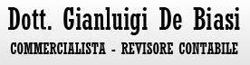 Dott. Gianluigi De Biasi - Logo