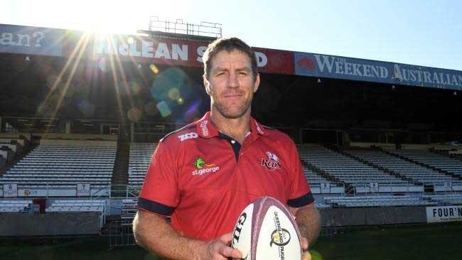 Brad Thorn Reds Coach