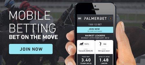 Palmerbet Mobile Betting