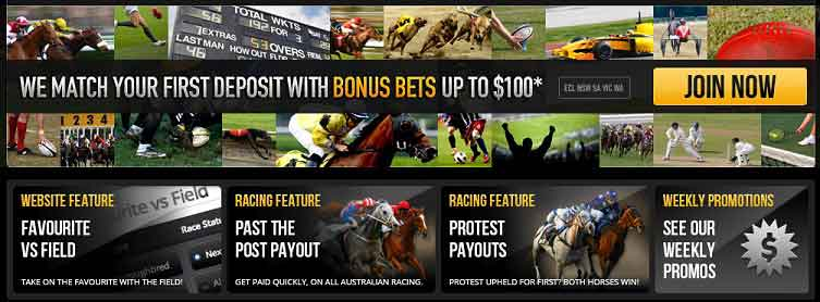 Bookmaker.com.au Betting Markets