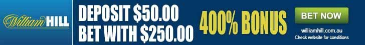 William Hill Deposit $50 Bet With $250