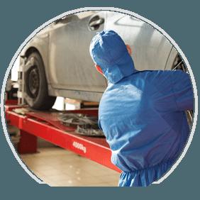 car service pod