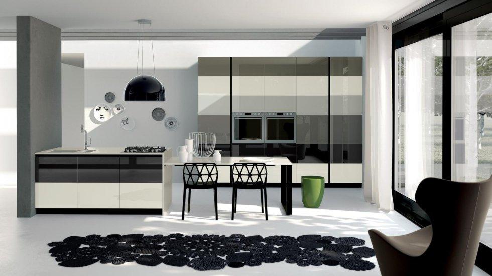 cucina tetrix scavolini
