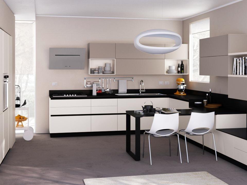 Cucina su misura evolution cosenza arredamenti vigna - Mobili soggiorno scavolini ...