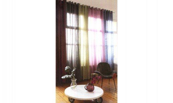 tende colorate per finestre