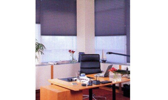 tende plisse in ufficio