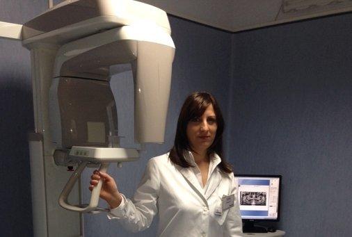 ortopantomografo digitale