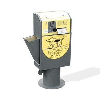 Mini Dogy Box dispenser e contenitore