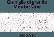 graniglia di granito Montorfano - levigato