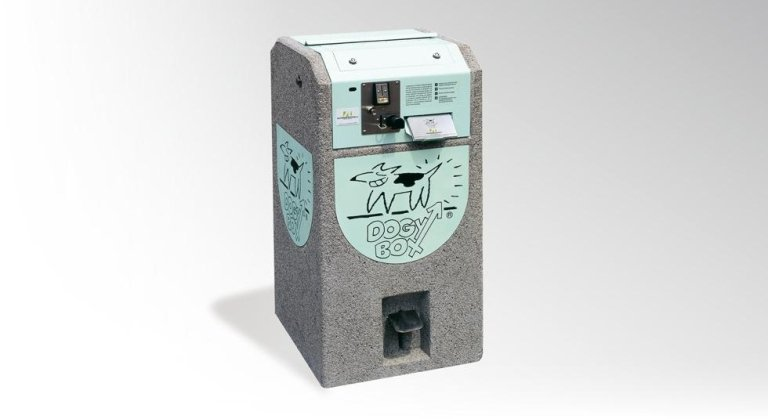 Dogy Box dispenser contenitore